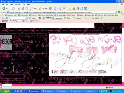 how to put a wallpaper on myspace. Add Background to Extended Network. Myspace Scripts